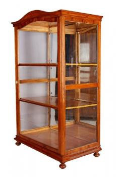 Display Cabinet - ash wood - 1870